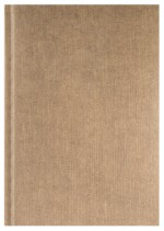 Notes Bambu brązowy