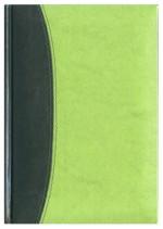 Notes Bolonia zielony/seledynowy
