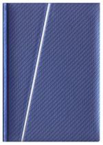 Notes Londyn niebieski/srebrny