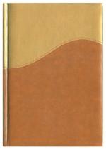 Notes Loretto złoty/brązowy