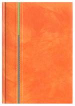 Notes Porto pomarańczowy/seledynowy/szary