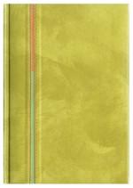 Notes Porto seledynowy/pomarańczowy/seledynowy