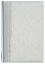 Notes Toledo srebrny/srebrny