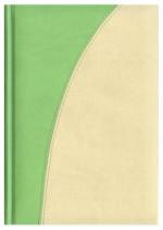 Notes Verona seledynowy/kość słoniowa